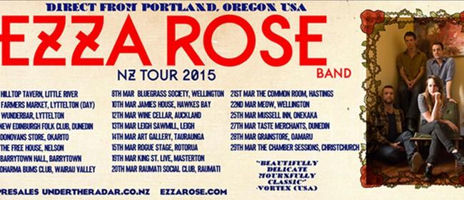 The Ezza Rose Band Tour