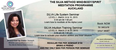 The Silva Method Mind/Body/Spirit Meditation Programme
