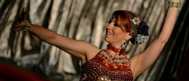 Belly Dance Show with Aaralyn of TribalDiva