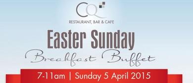 CQ Easter Sunday Breakfast Buffet