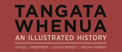 Free Talk on 'Tangata Whenua: An Illustrated History'