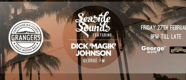 Seaside Sounds feat. Dick 'Magik' Johnson (George FM)