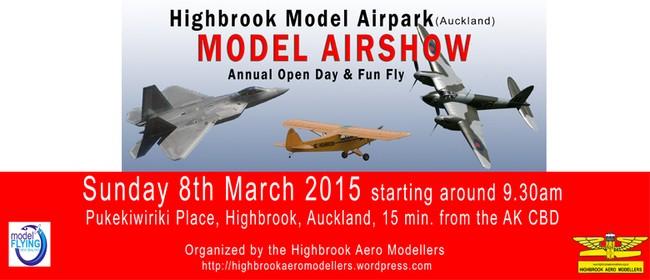 Highbrook Model Airpark Open Day