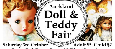 Auckland Doll and Teddy Fair