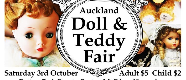 Auckland Doll and Teddy Fair