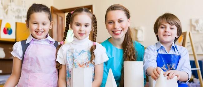 Six Dancing Figures - Workshop for Children