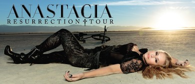 Anastacia - Resurrection Tour: CANCELLED