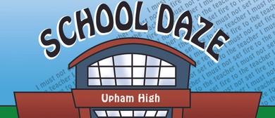 PMH Players present: School Daze