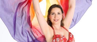 Belly Dance Props Intermediate Course