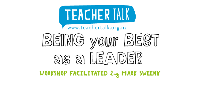 Being Your Best As a Leader - Mark Sweeney