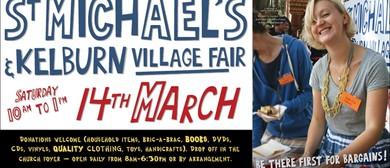 St Michaels and Kelburn Village Fair