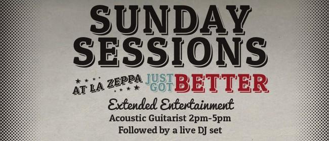 La Zeppa presents our Sunday Acoustic / DJ Session