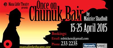 Once on Chunuk Bair