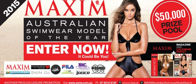 Maxim Australian Swimwear Model of the Year