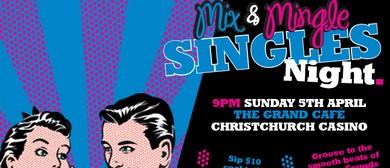 Mix & Mingles Singles Night