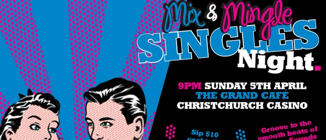 Mix & Mingles Singles Night