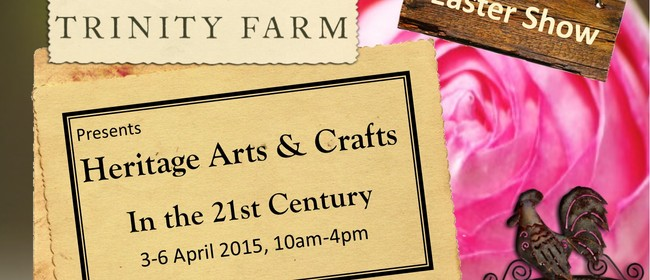 Heritage Arts & Crafts Easter Show