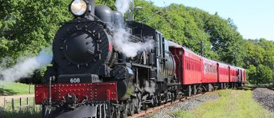The Ruapehu Anzac Express
