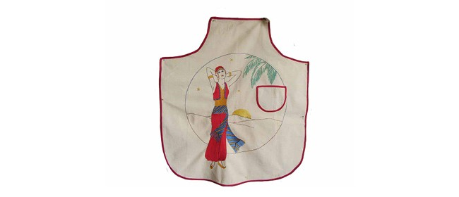 The Secret Life of Aprons