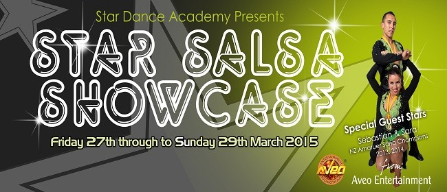 Star Salsa Showcase 2015