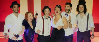 Auckland Arts Festival presents: Electric Swing Circus