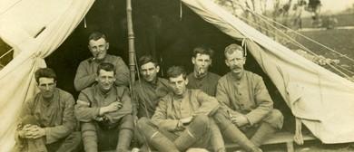 Bringing it Home: Taranaki and World War One