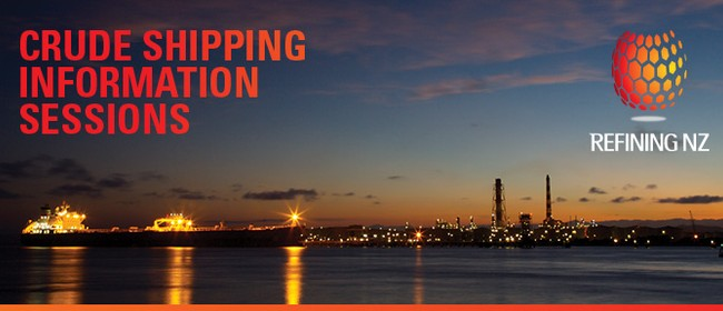 Refining NZ Crude Shipping Information Session
