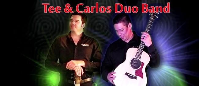 Tee and Carlos Duo