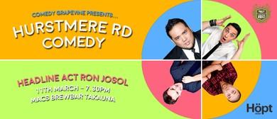 Comedy Grapevine's Ron Josol Show