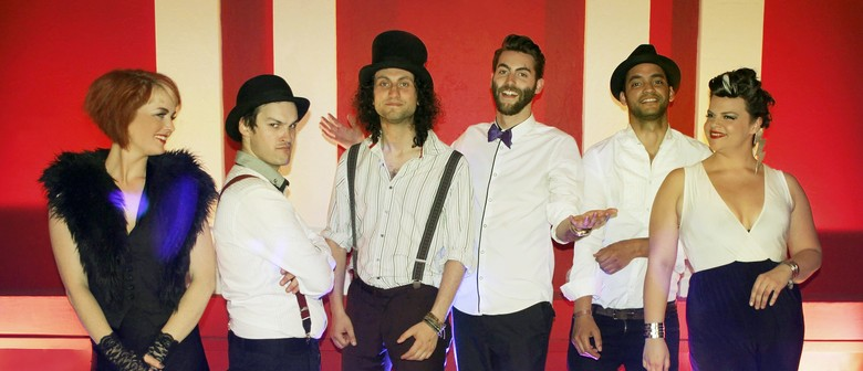 CubaDupa Afterparty with Electric Swing Circus