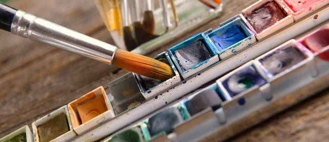 Painting With Watercolours (Beginners)