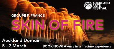 Auckland Arts Festival presents: Skin of Fire: Groupe F