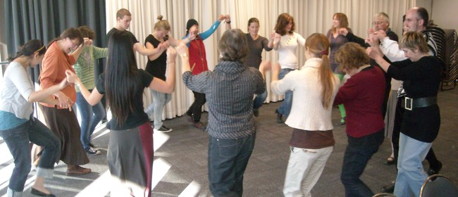 Historical Monthly Dance Workshop