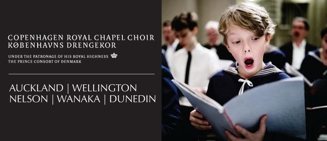 Copenhagen Royal Chapel Choir: Ascension
