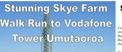 St Joseph's Skye Farm Walk/Run to Vodafone Tower Umutaoroa