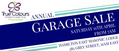 True Colours Annual Garage Sale