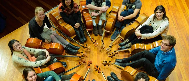 Cellist of Otago 'Bach's Birthday Bash in Dunedin'