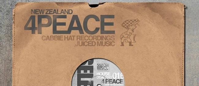 Colonel Mustard & The Grand present : 4Peace