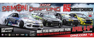 Demon Energy D1NZ Drifting Championship: Christchurch