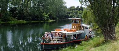 Otunui Paddleboat Riverboat Ramble