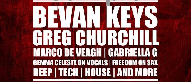 Tech Lounge feat. Bevan Keys and Greg Churchill