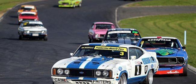 Auckland Car Club - Summer Race Series Round 5