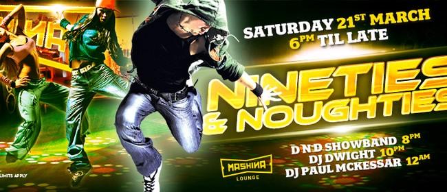 Nineties & Noughties Party