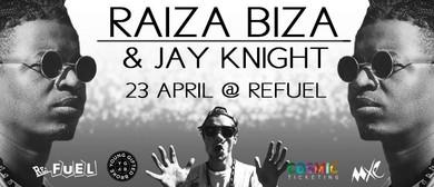 Raiza Biza & Jay Kight