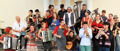 Mass Cuba Street Orchestra