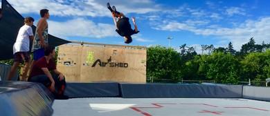 Trampoline Park - Action Sports Workshop
