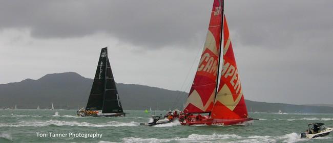 Volvo Ocean Race Auckland Spectator Cruises