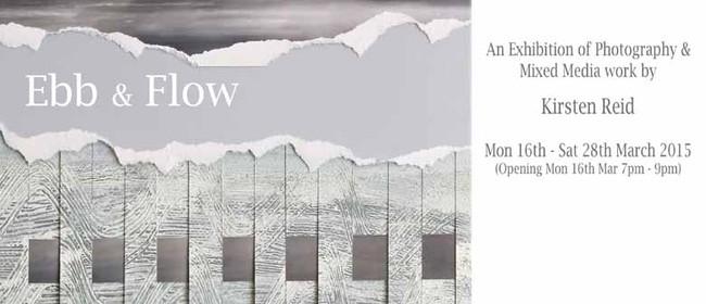 Ebb & Flow - A Photographic Exhibition by Kirsten Reid