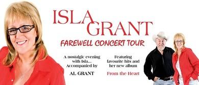 Isla Grant Farewell Tour