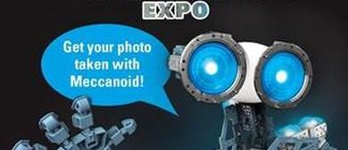 Meccano International Expo